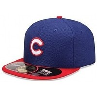 Casquettes New Era Casquette Chicago Cubs  MLB Diamond ERA 59fifty