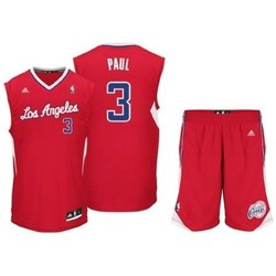 Vêtements Enfant Ensembles enfant adidas Originals Maillot et short NBA Chris Paul Los Angeles Clippers junior enfa Multicolor