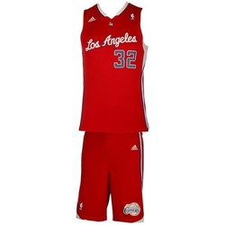 Vêtements Garçon Ensembles enfant adidas Originals Maillot et Short NBA Blake Griffin Los Angeles Clippers Junior E