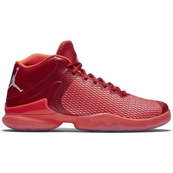 Chaussures Homme Baskets montantes Nike Chaussure de Basket  Super Fly 4 P.O Rouge