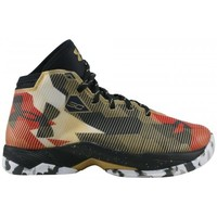Chaussures Baskets montantes Under Armour Chaussure de Basketball  Stephen Curry 2.5 Gold