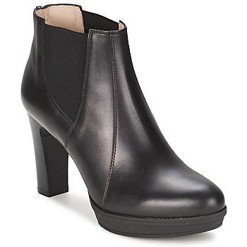Bottines / Boots Unisa MIJAL Noir 350x350