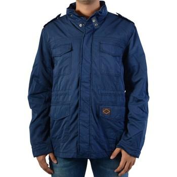 Vêtements Homme Blousons Redskins Pepe Jeans Grab Blue Bleu