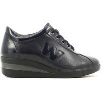 Baskets basses Melluso R0800 Chaussures lacets Femmes