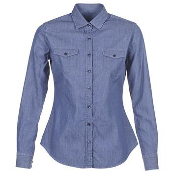 Tops & Chemises  Yurban FERVINE Bleu 350x350