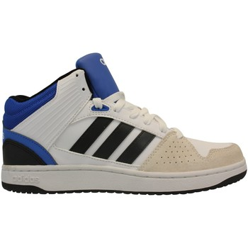 Chaussures Homme Baskets montantes adidas Originals Hoops Jumpshot Mid Blanc