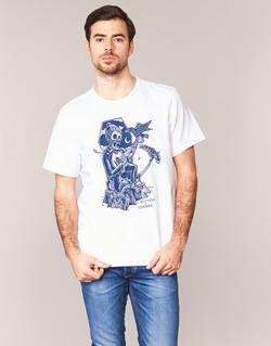 Vêtements Homme T-shirts manches courtes Element SERENADE SS Blanc