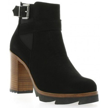 Bottines Giancarlo Boots cuir nubuck