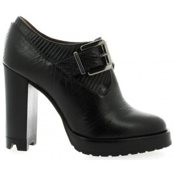 Low boots Essedonna Boots cuir serpent