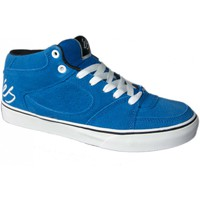Chaussures Homme Baskets montantes Es Sneakers Homme Chaussure skate shoes collector  Square One Mid R Bleu
