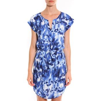 Vêtements Femme Robes courtes Ema Blues Robe Mystique Bleu Bleu
