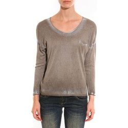 Vêtements Femme Pulls Barcelona Moda Pull See You Again Beige Beige