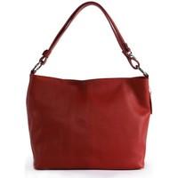 Sacs Femme Sacs porté épaule Oh My Bag Sac à Main cuir femme - Modèle KUTA rouge clair ROUGE CLAIR