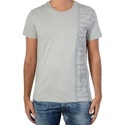 Vêtements Homme T-shirts manches courtes Redskins Tee Shirt  Rafting 2 Calder Gris Chiné Gris