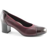 Chaussures Femme Escarpins Grunland Grünland CIAC SC2315 chaussure bourgogne femme dcollet extensibl Rosso