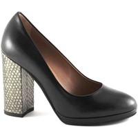 Chaussures Femme Escarpins Les Venues  Nero