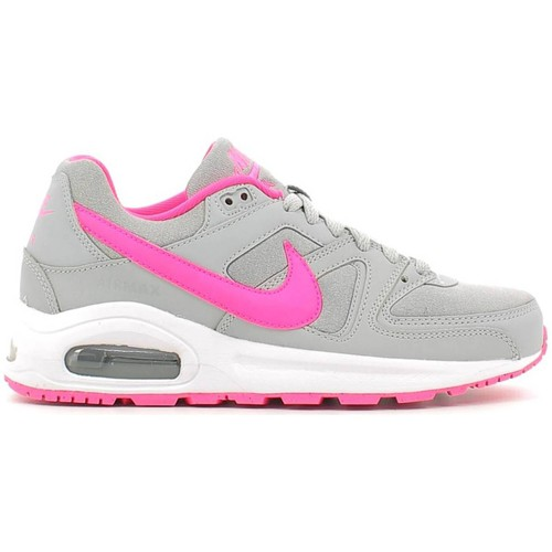 Chaussures Femme Fitness / Training Nike 844349 Sneakers Femmes Gris Gris
