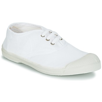 Chaussures Enfant Baskets basses Bensimon TENNIS LACET Blanc