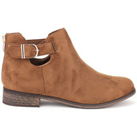Bottines Cendriyon Bottines Caramel Chaussures Femme,