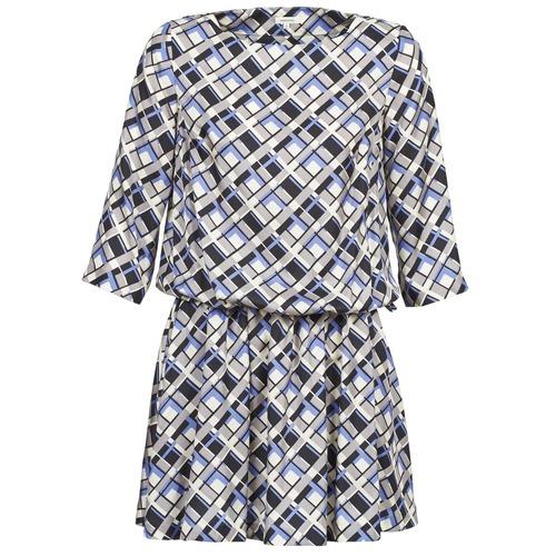 Robes Manoush MOSAIQUE Gris / Noir / Parme 350x350
