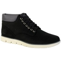 Baskets montantes Timberland Chaussure  A146Q Chukka Leather Black