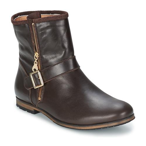Chaussures Femme Boots Paul & Joe Sister NOUNO Marron