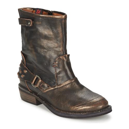 Bottines / Boots Sans Interdit HASHLEY Cannelle 350x350
