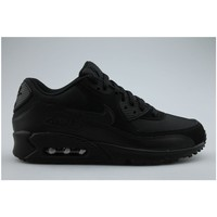 Chaussures Homme Baskets basses Nike Air Max 90 Essential Noir Noir