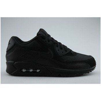 Baskets mode Nike Air Max 90 Essential Noir