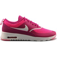 Chaussures Femme Baskets basses Nike Wmns  Air Max Thea Rose Rose/Blanc