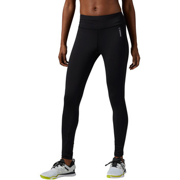 Vêtements Femme Leggings Reebok Sport Collants Workout Ready Noir