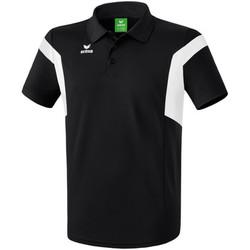 Vêtements Homme Polos manches courtes Erima Polo  Classic Team noir/jaune