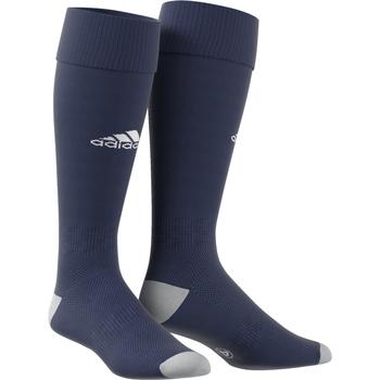 Accessoires Chaussettes de sports adidas Originals Chaussettes  Milano 16 bleu nuit/blanc