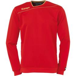 Vêtements Garçon Sweats Kempa Sweat training Junior Gold rouge