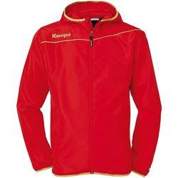 Vêtements Garçon Vestes de survêtement Kempa Veste de sortie Junior  Gold rouge