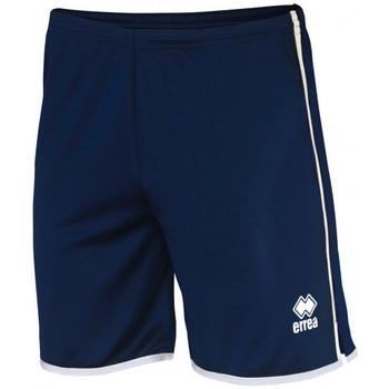 Vêtements Homme Shorts / Bermudas Errea Short  Bonn bleu marine/jaune