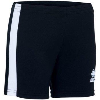 Vêtements Femme Shorts / Bermudas Errea Short femme  Amazon noir/blanc