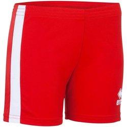Vêtements Femme Shorts / Bermudas Errea Short femme  Amazon rouge/blanc