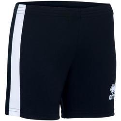 Vêtements Fille Shorts / Bermudas Errea Short femme enfant  Amazon noir/blanc