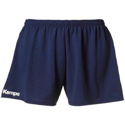 Vêtements Femme Shorts / Bermudas Kempa Short femme  Classic bleu marine