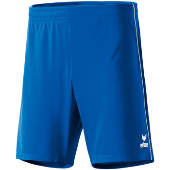 Vêtements Homme Shorts / Bermudas Erima Short Junior  CLASSIC slippé new roy/blanc