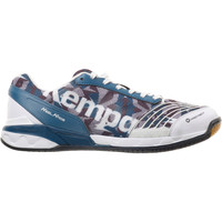 Baskets basses Kempa Chaussures  Attack Two bleu/blanc/noir