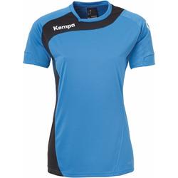 Vêtements Femme T-shirts manches courtes Kempa Maillot Femme  Peak bleu/noir