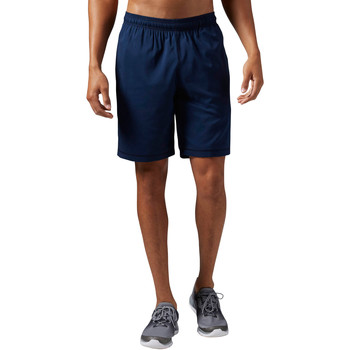 Vêtements Homme Shorts / Bermudas Reebok Sport Short Elements Poly Bleu