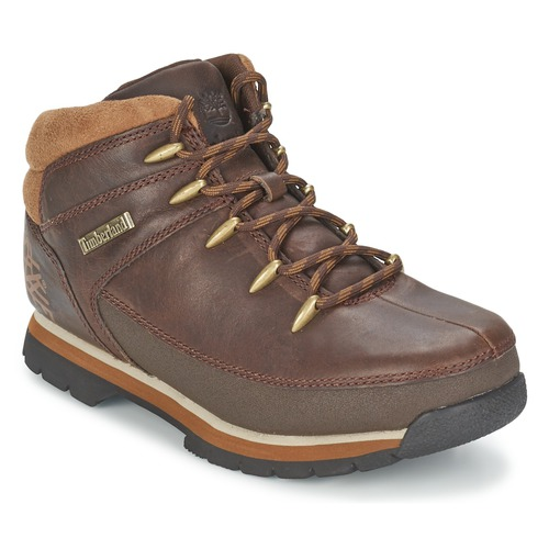 Chaussures Enfant Boots Timberland EURO SPRINT Marron