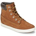 Chaussures Femme Boots Timberland EK GLASTENBURY 6IN Marron