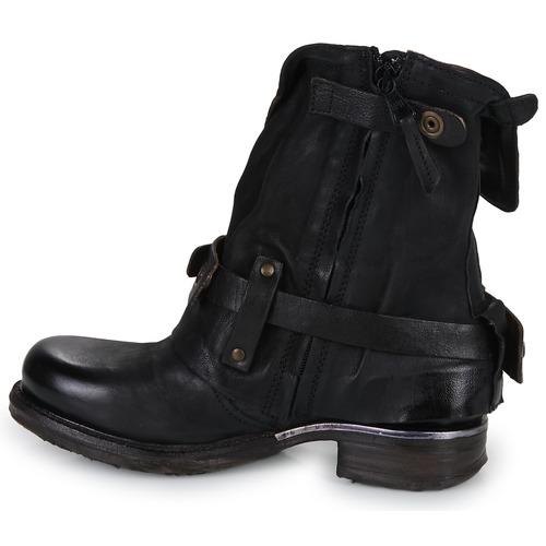 Noir s Femme Saint Bike Boots 98 AirstepA m8nOwvNy0