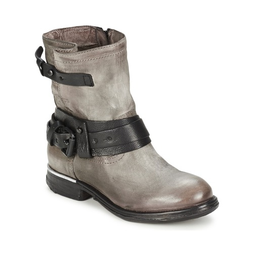 Bottines / Boots Airstep / A.S.98 CUSTO Gris 350x350