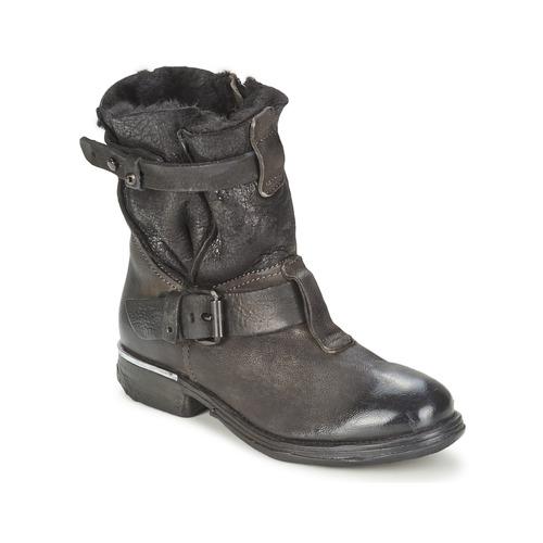 Bottines / Boots Airstep / A.S.98 GABRI Noir 350x350