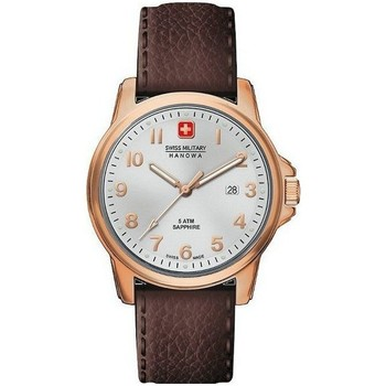 Montres & Bijoux Homme Montres Analogiques Swiss Military By Chrono 06-4141.2.09.001 blanc